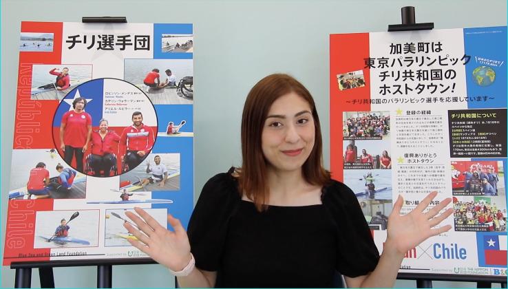 次亜塩素酸水の効能をお伝えする翻訳動画